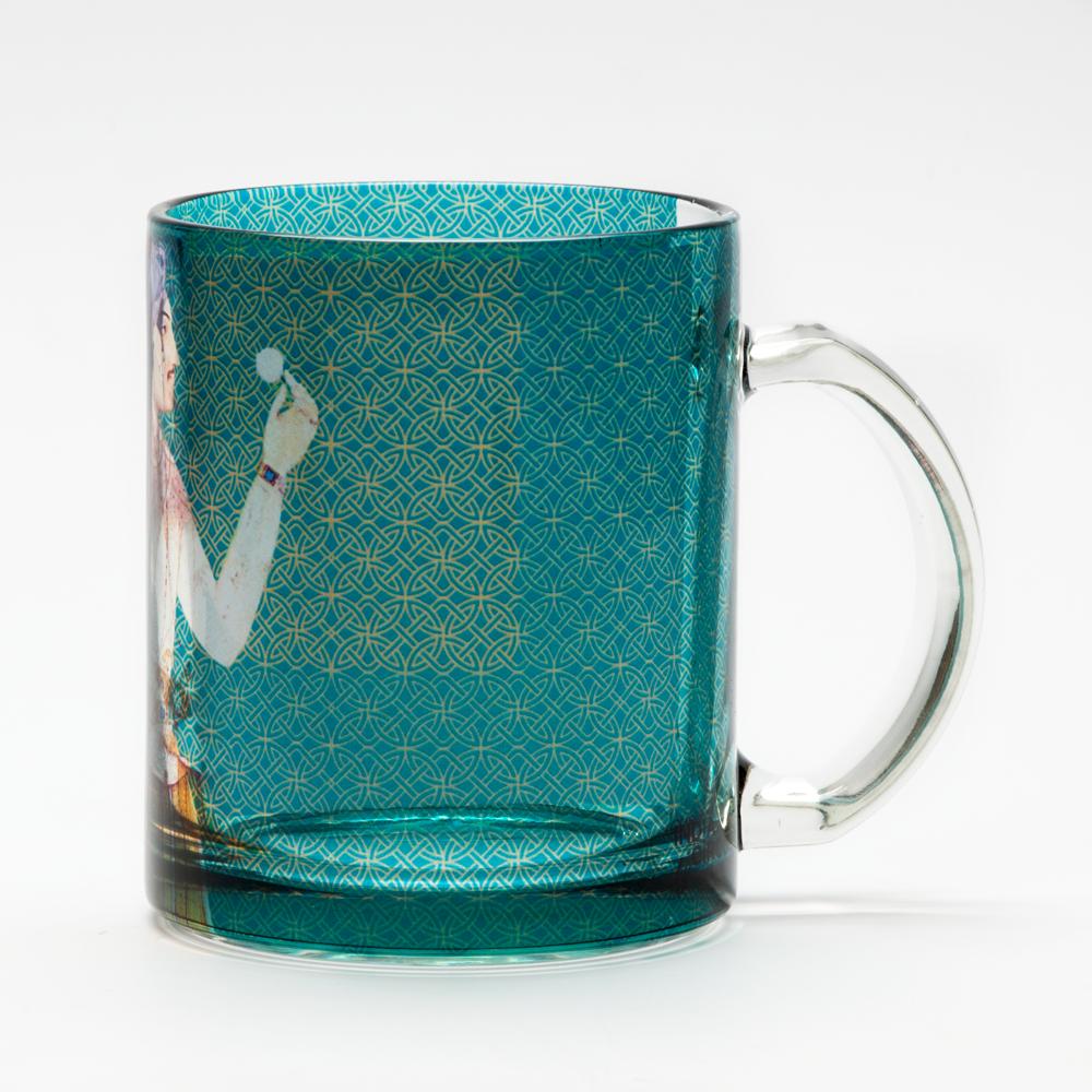 Dreams of the Nawab Glass Mug