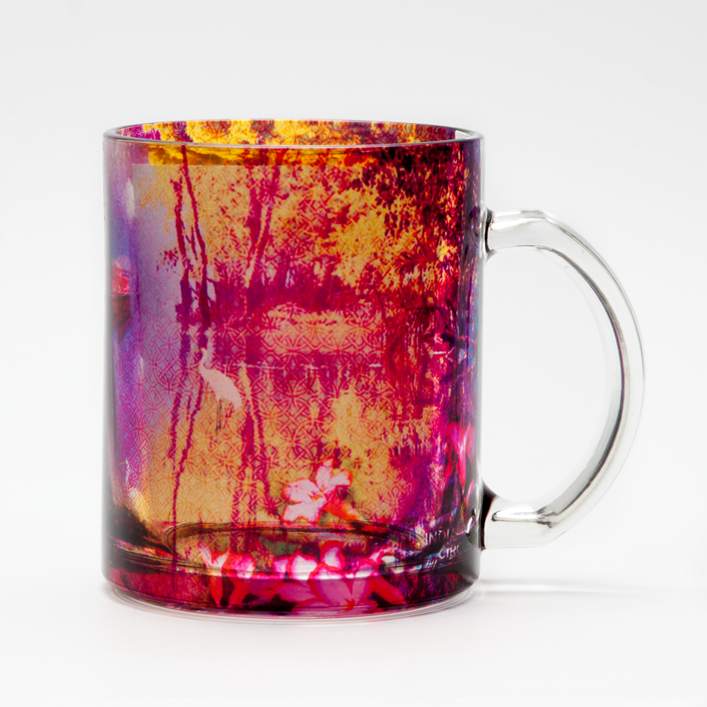 Dream Utopia Glass Mug