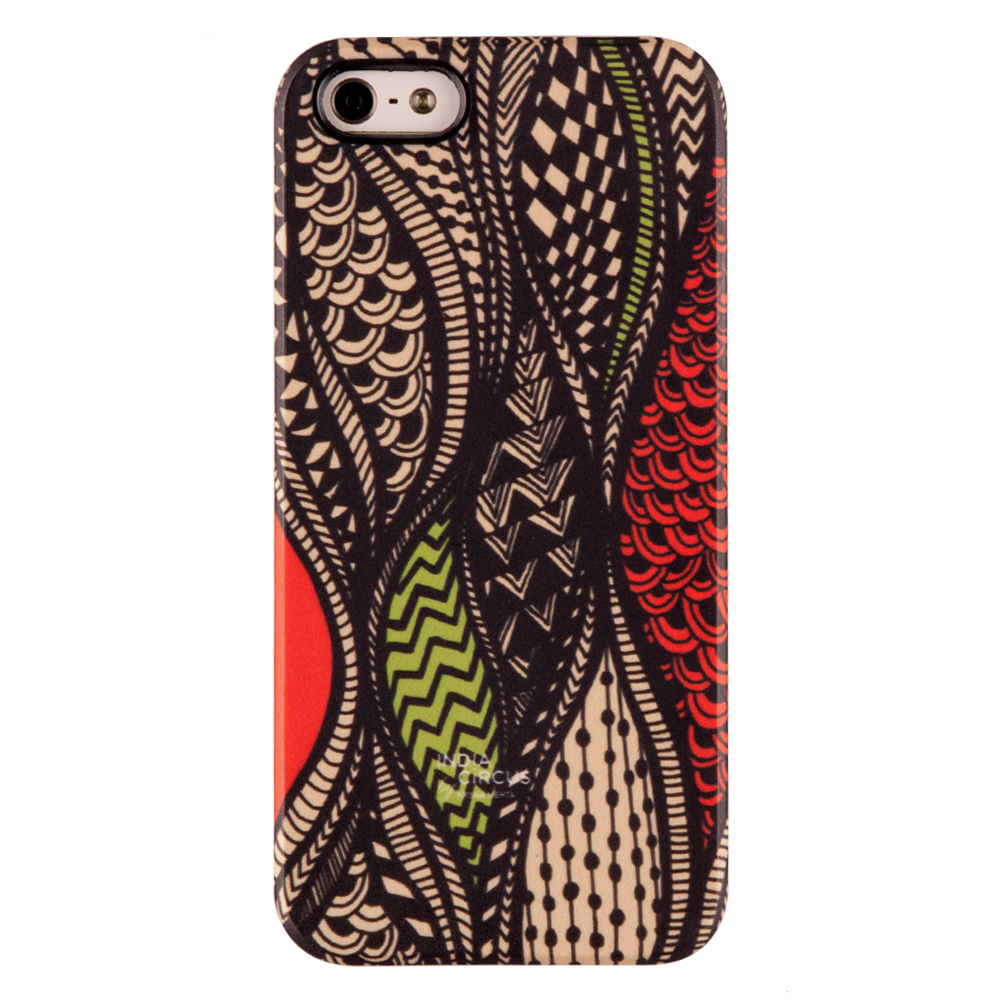 Flowers Of Mystery iPhone 5/5s Matte Cover