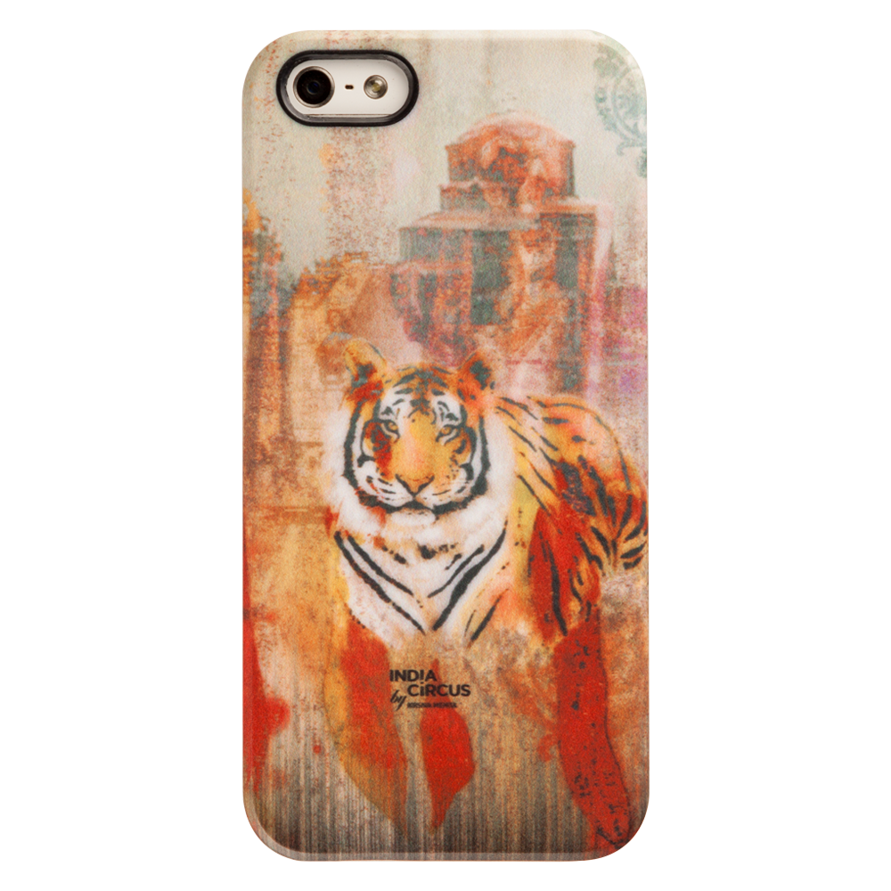 Tiger Shadow iPhone 5/5s Matte Cover