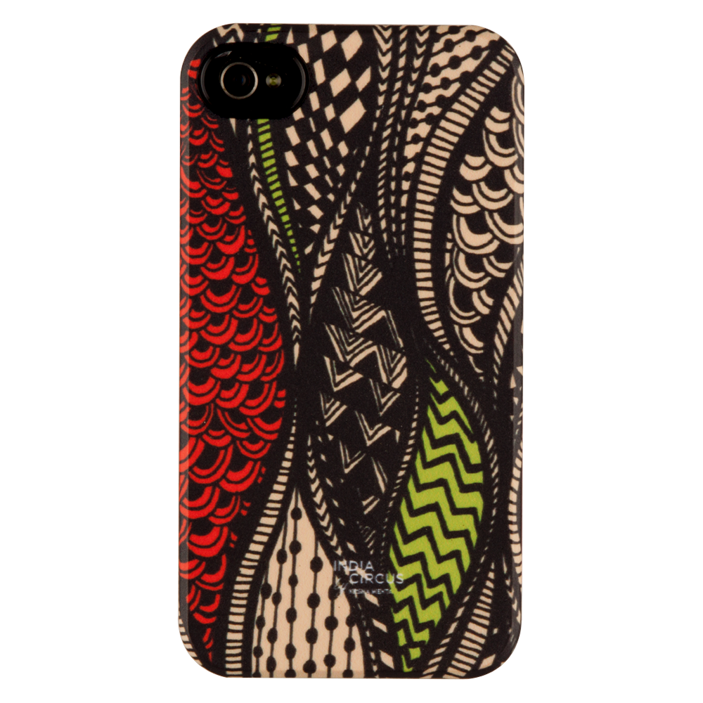 Flowers Of Mystery iPhone 4/4s Matte Cover