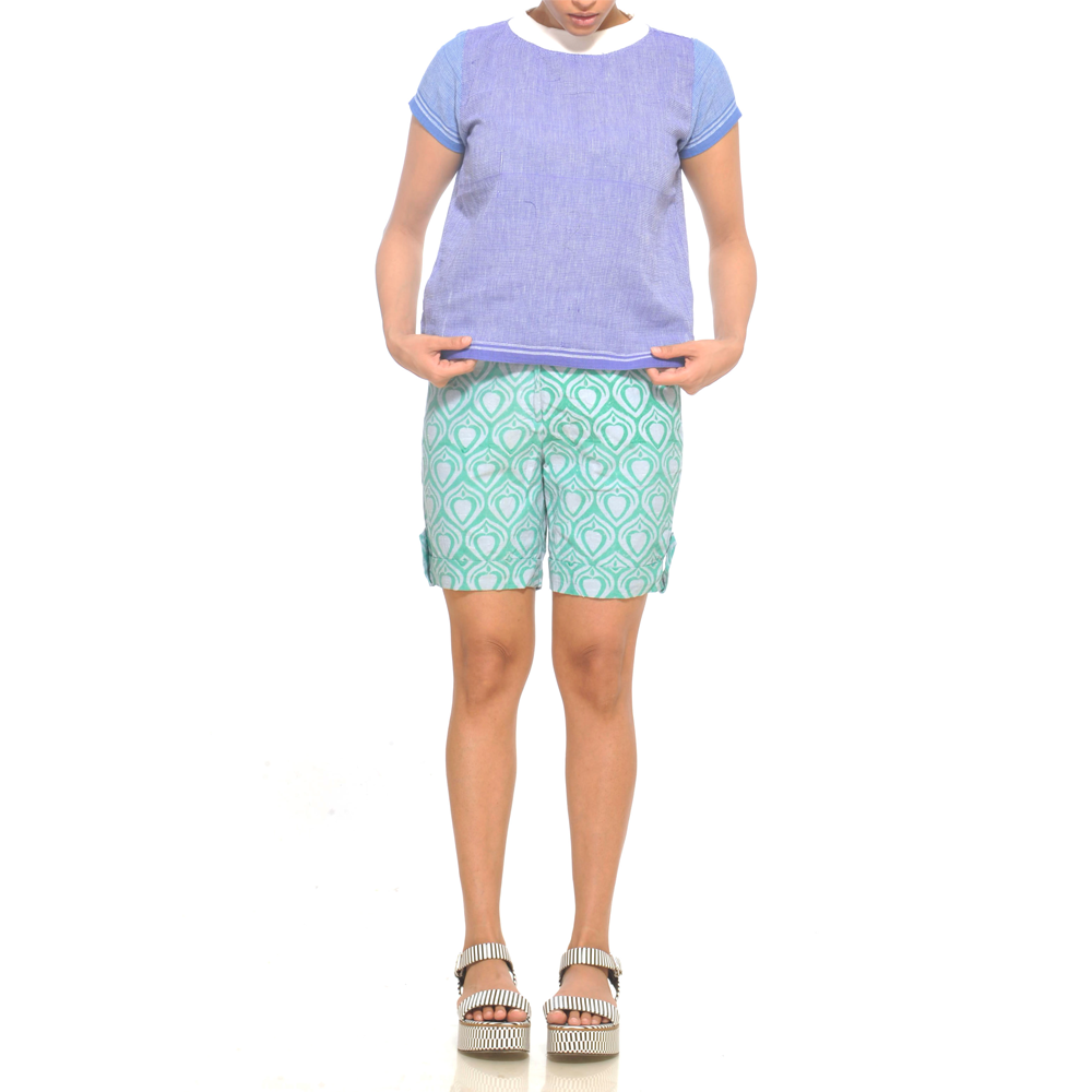 JODI Cotton Lilac T-Shirt