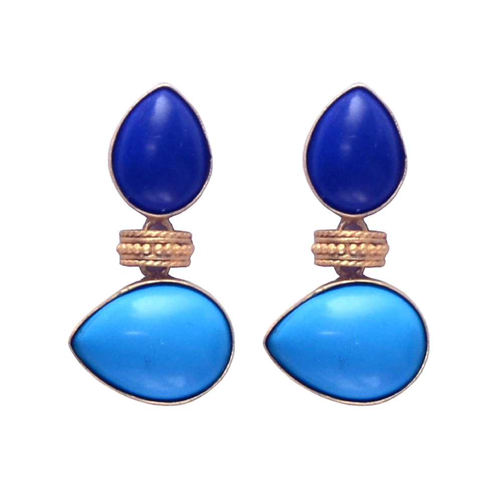 Turqouise Drop Earrings