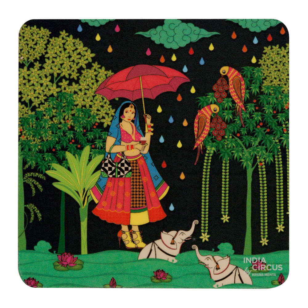 Queen Walk Coasters - (Set of 6)