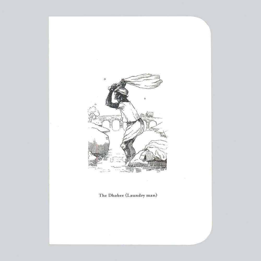 Hisabkitab-The Dhobee Notebook