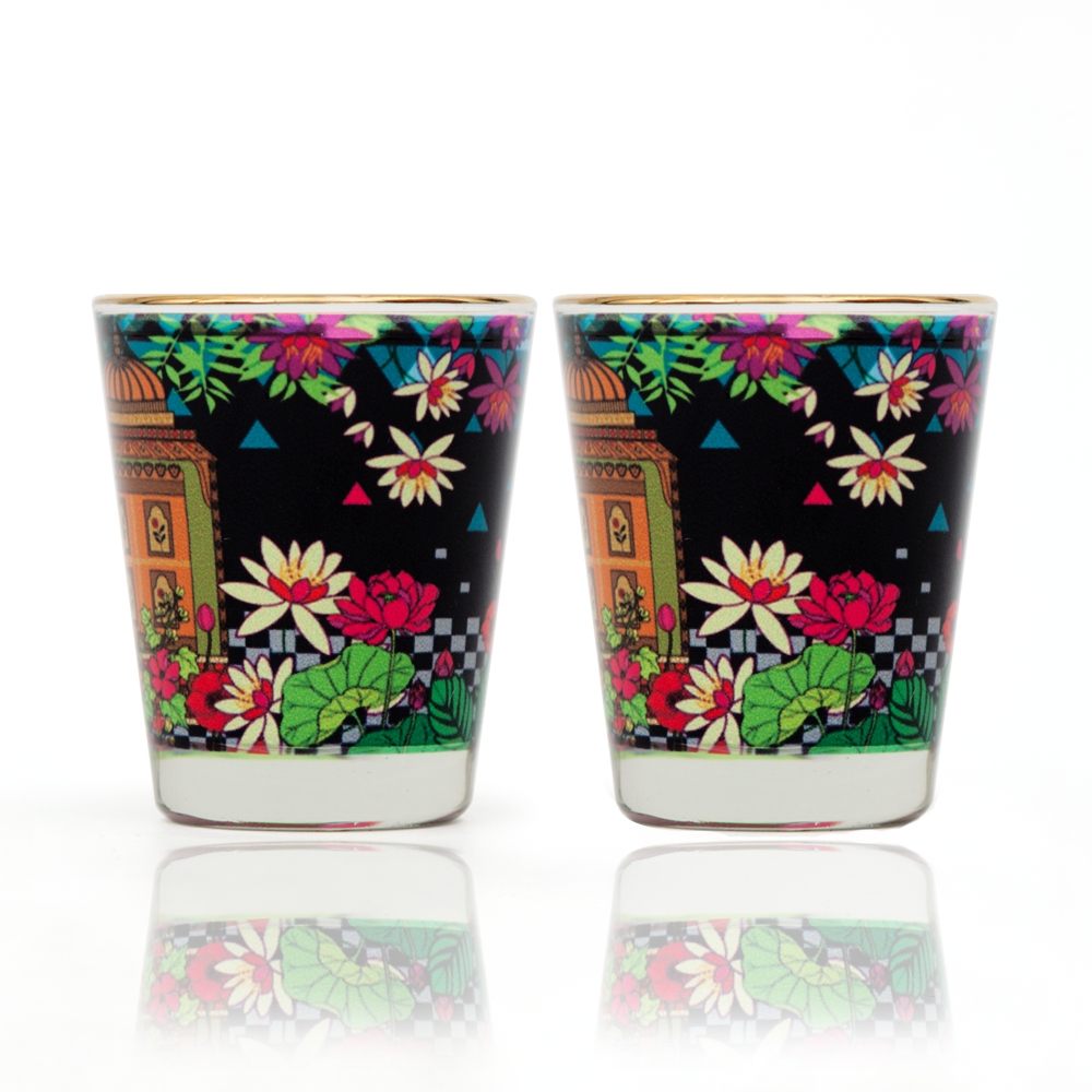 Minaret Magic Shot Glass