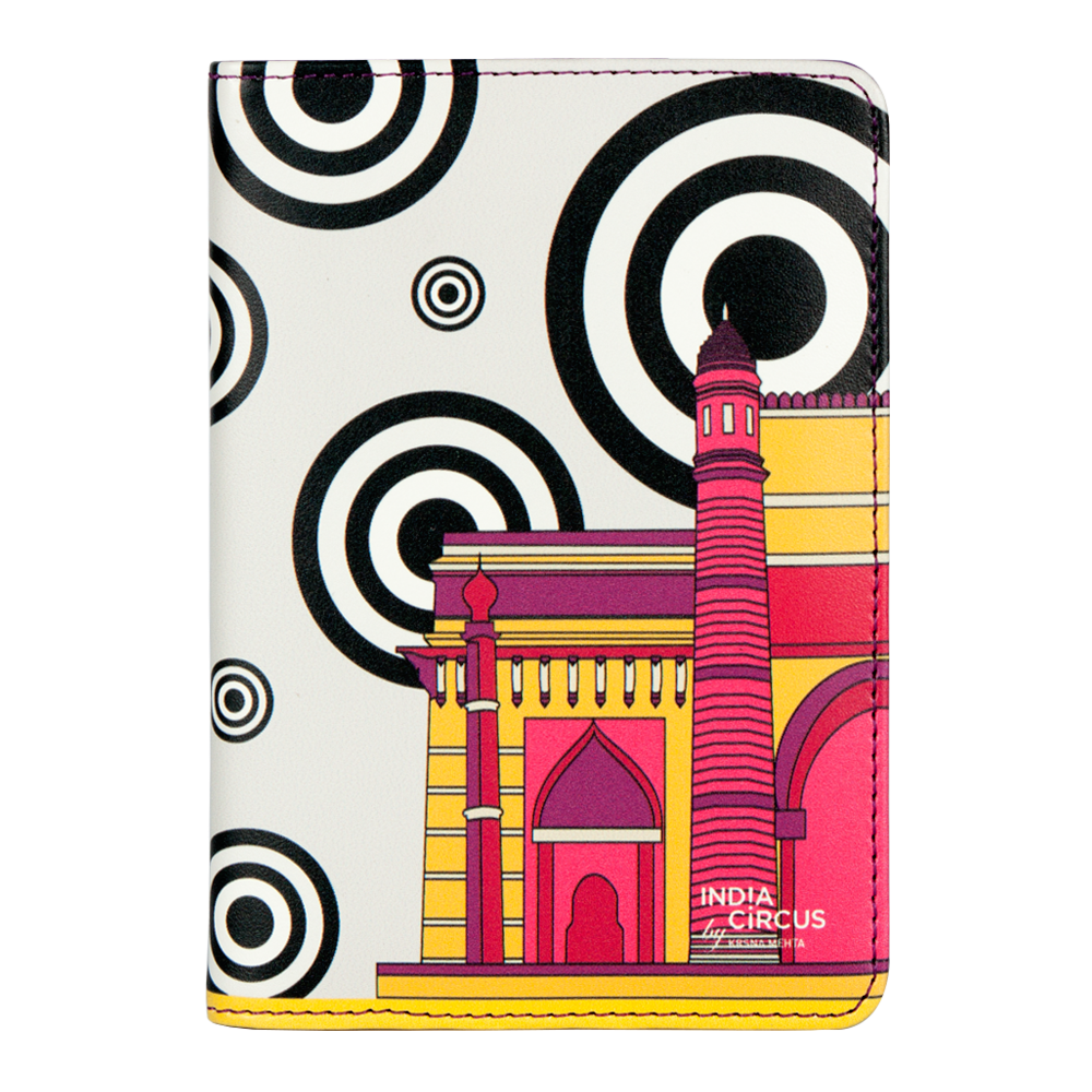 City Heritage Passport Cover