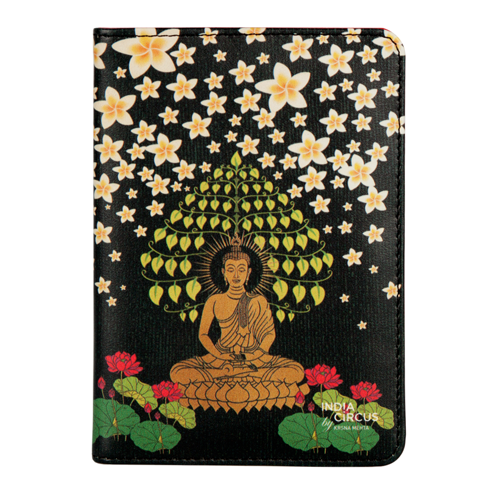 Niravana Tree Passport Cover