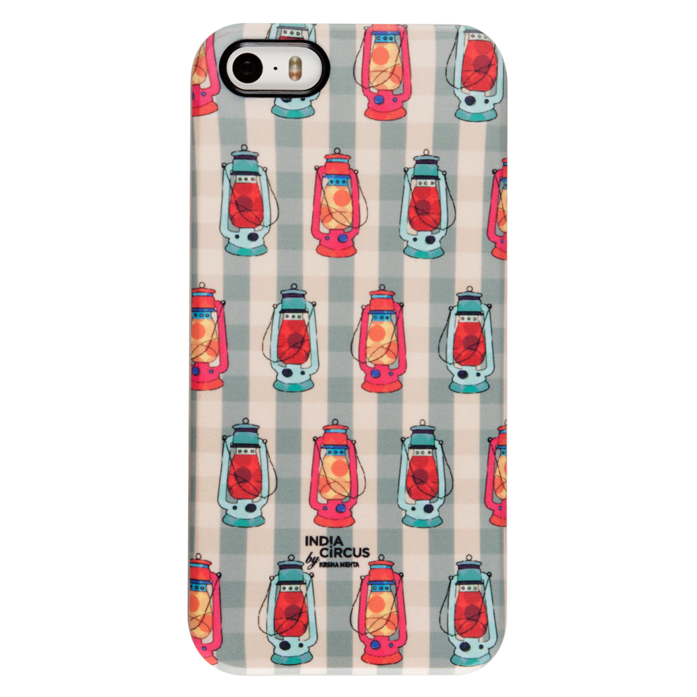 Lovely Lampshades iPhone 5/5s Cover
