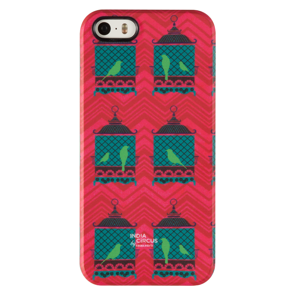 Fun With Birds iPhone 5/5s Cover