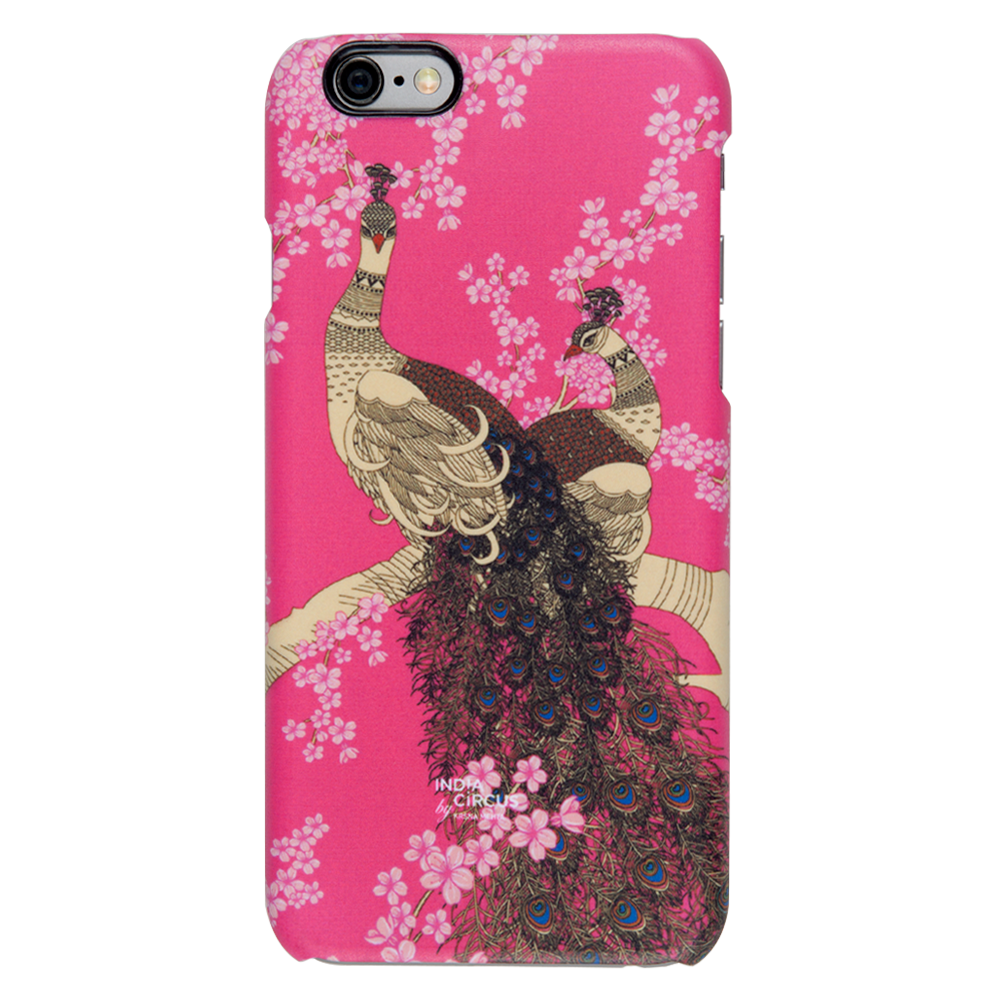 Peacock Love iPhone 6 Cover