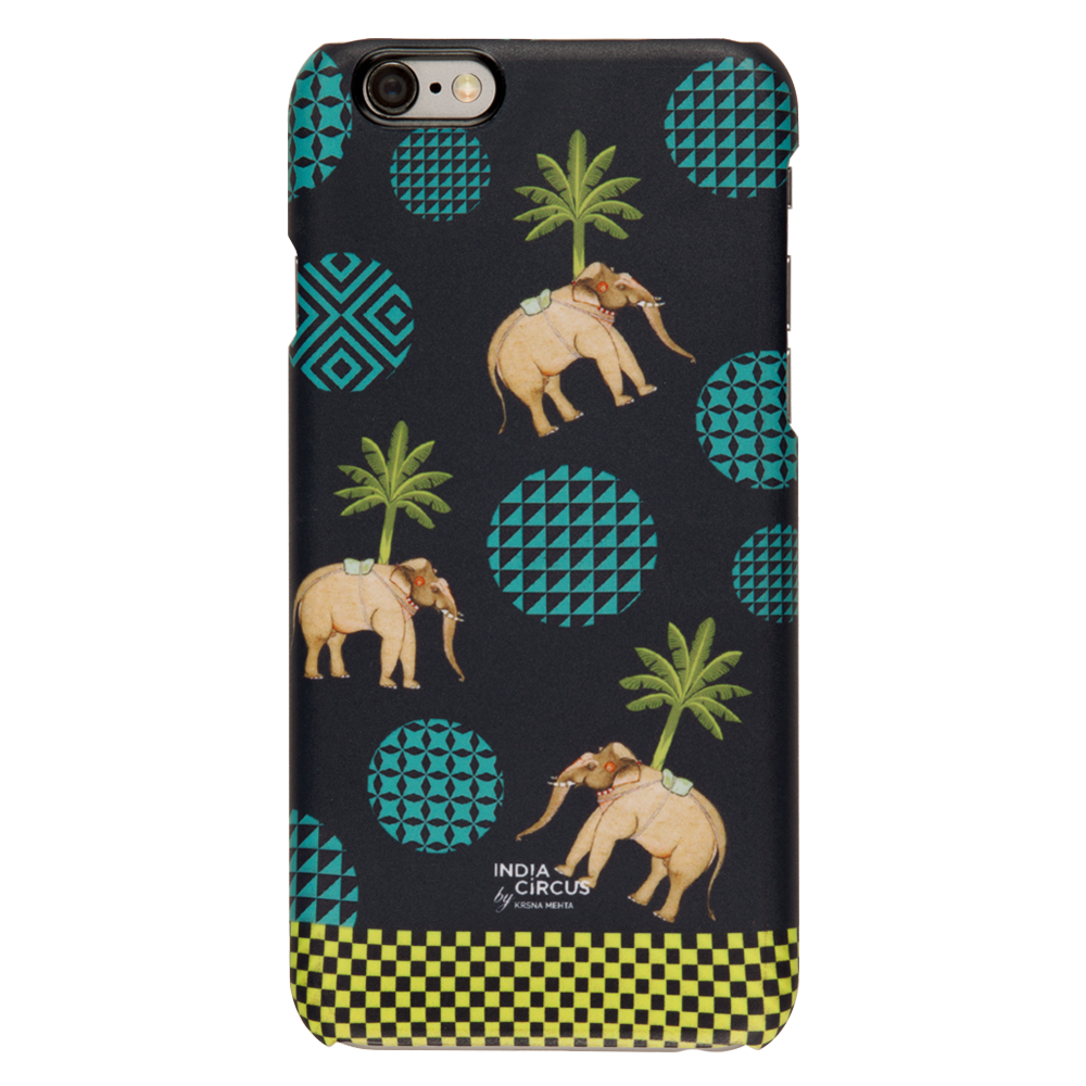 Elephant Walk iPhone 6 Cover