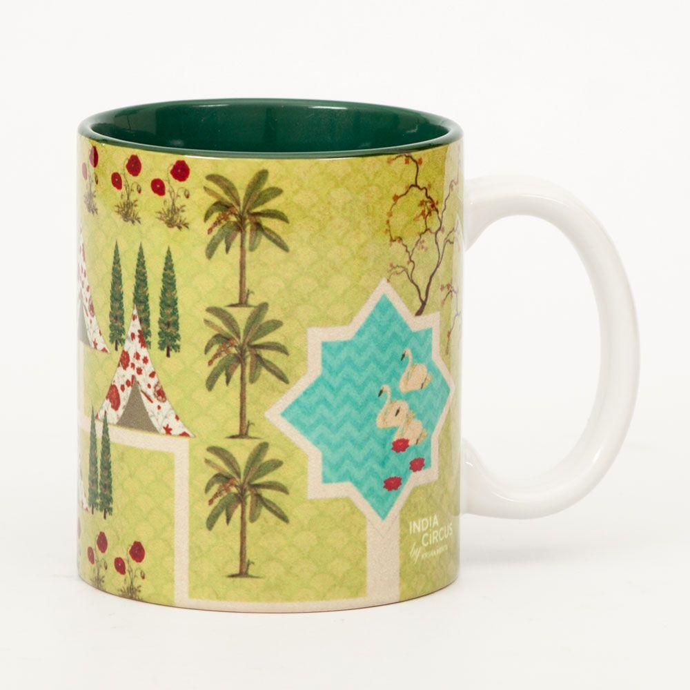 Maze Garden Mug