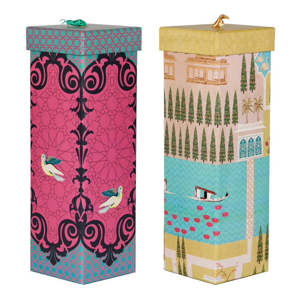 Spirited Wine Boxes