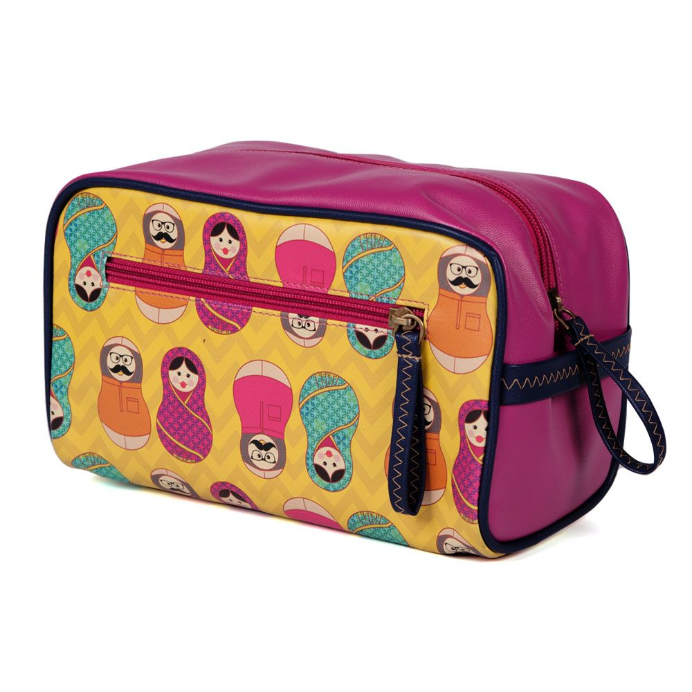Desi Matryoshka Dolls Travel Kit