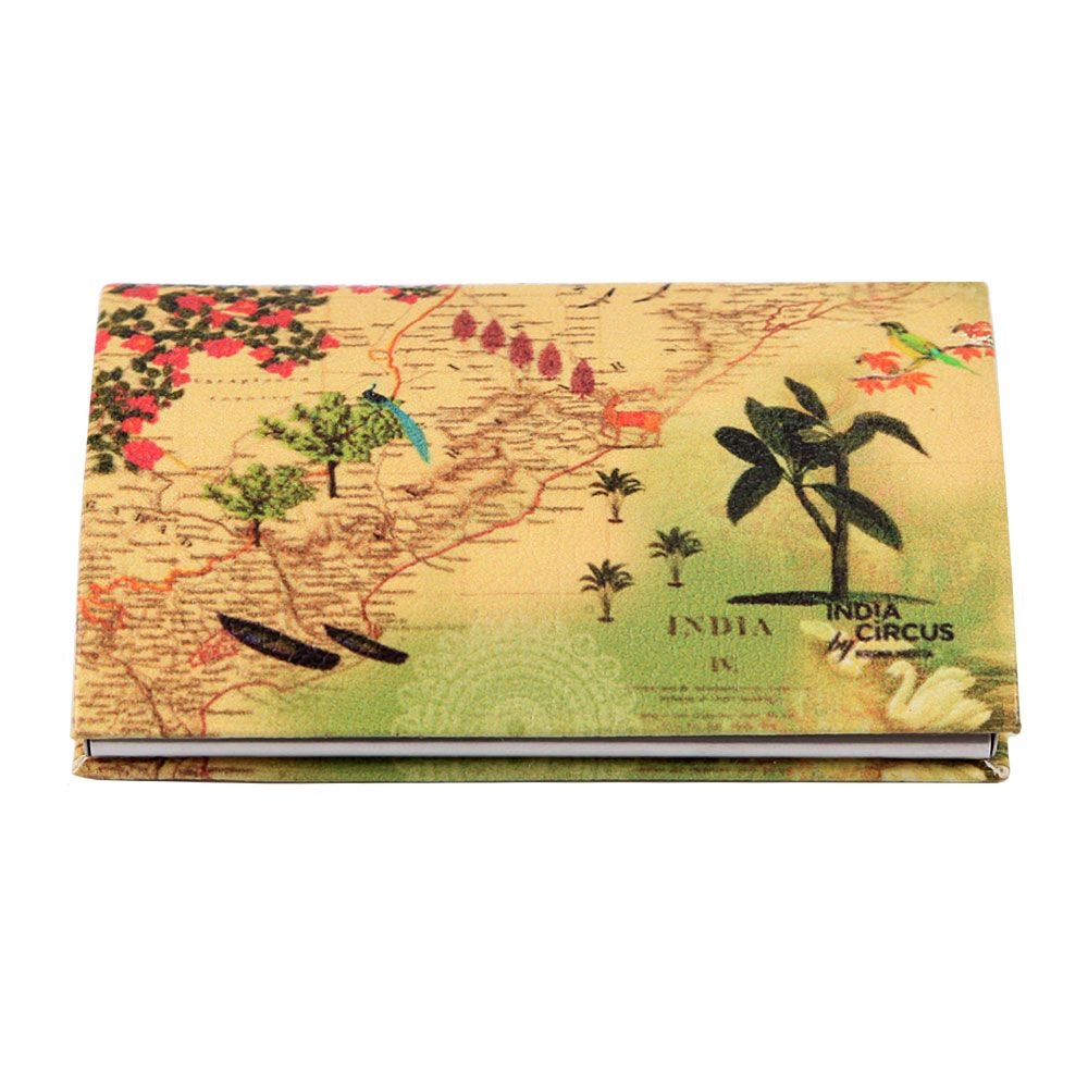 Wanderlust Visiting Card Holder
