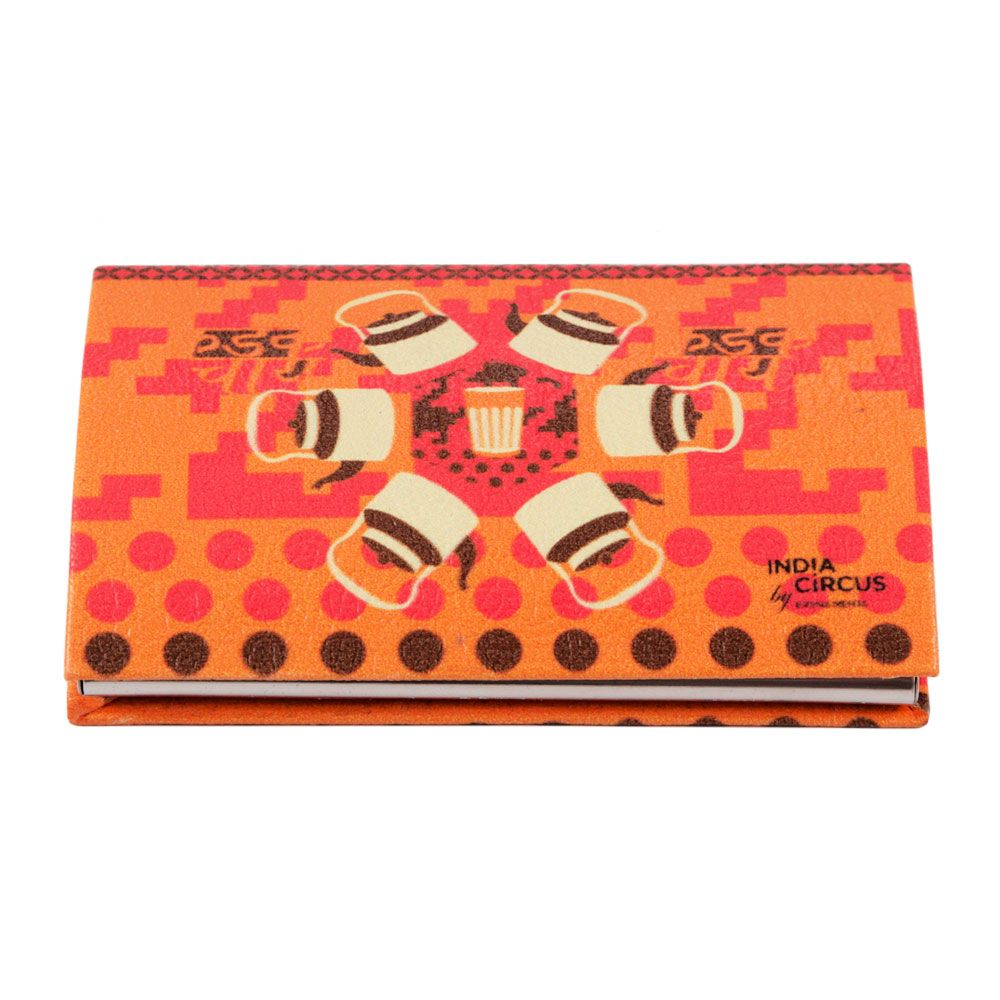 Kadak Chai Visiting Card Holder