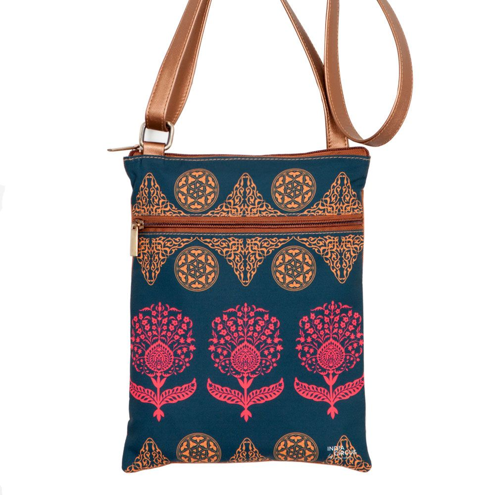 Regal Motifs Sling Bag
