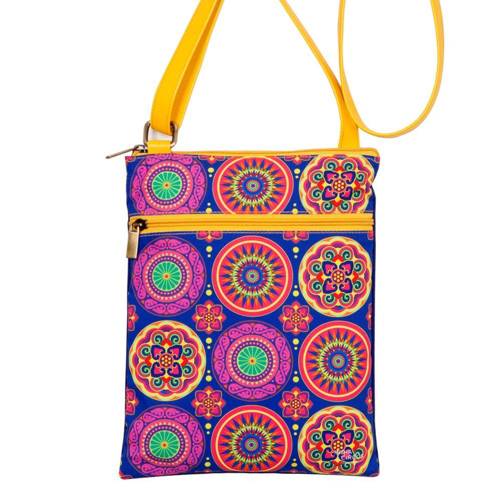 Circular Chaos Sling Bag