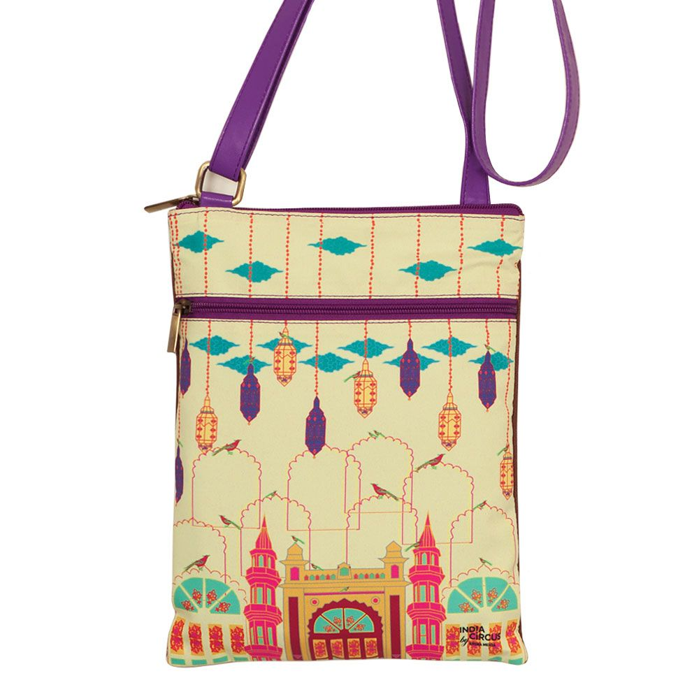 Luminous Realm Sling Bag