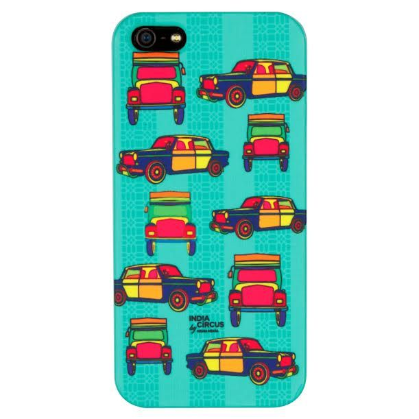 Vehicle Vibe iPhone 5/5s Cover