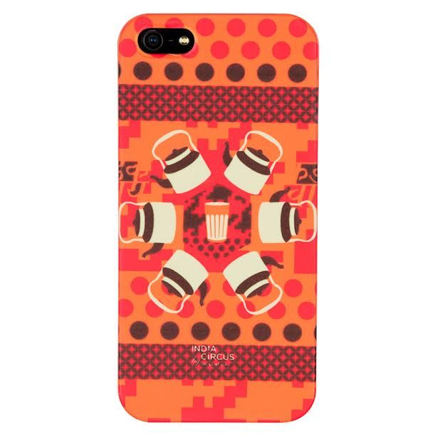 Kadak Chai iPhone 5/5s Cover
