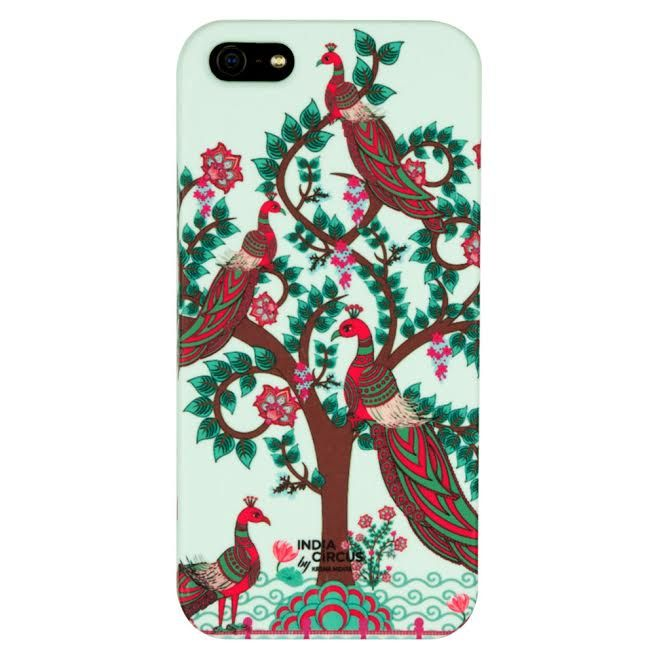 Peacoack tales iPhone 5/5s Cover