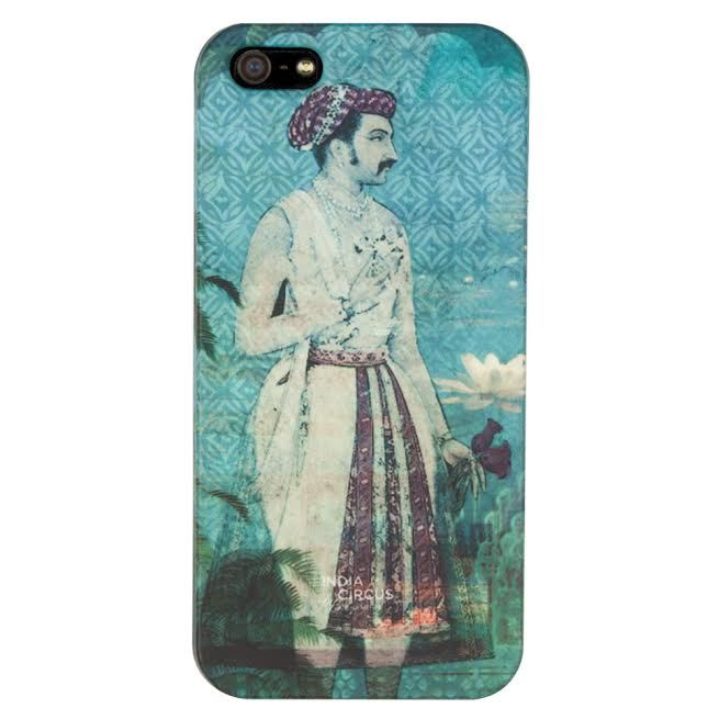 Magnificient maharaja iPhone 5/5s Cover