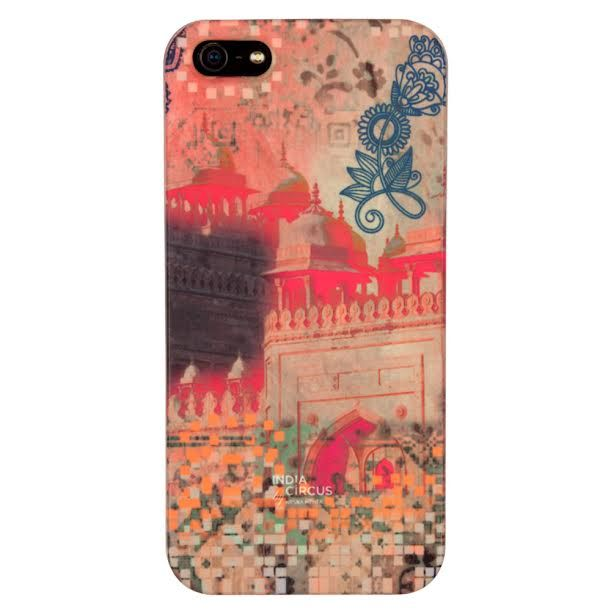 Monuments memory iPhone 5/5s Cover