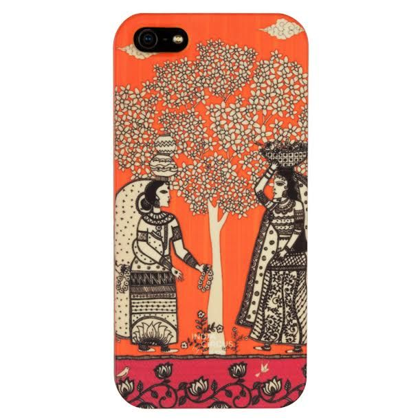 Enchanting Maidens iPhone 5/5s Cover