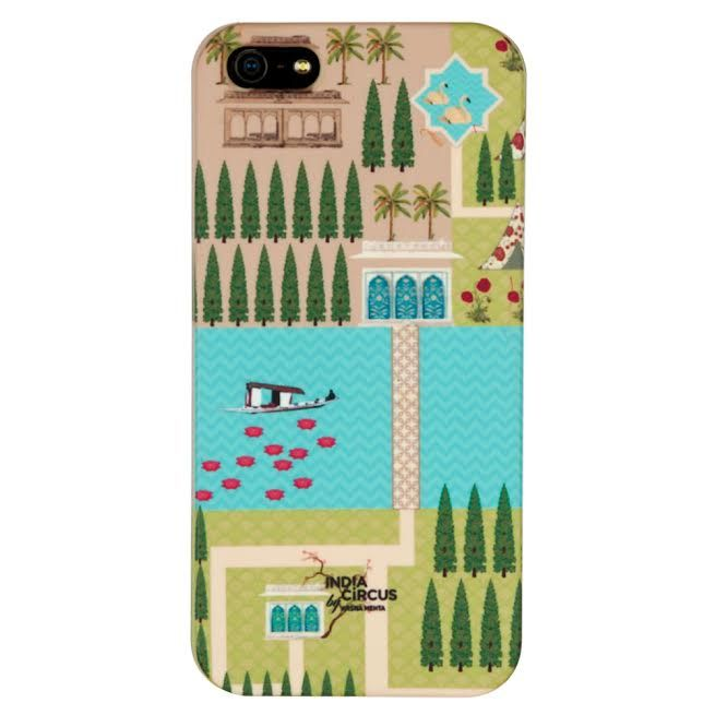 Maze Garden iPhone 5/5s Cover