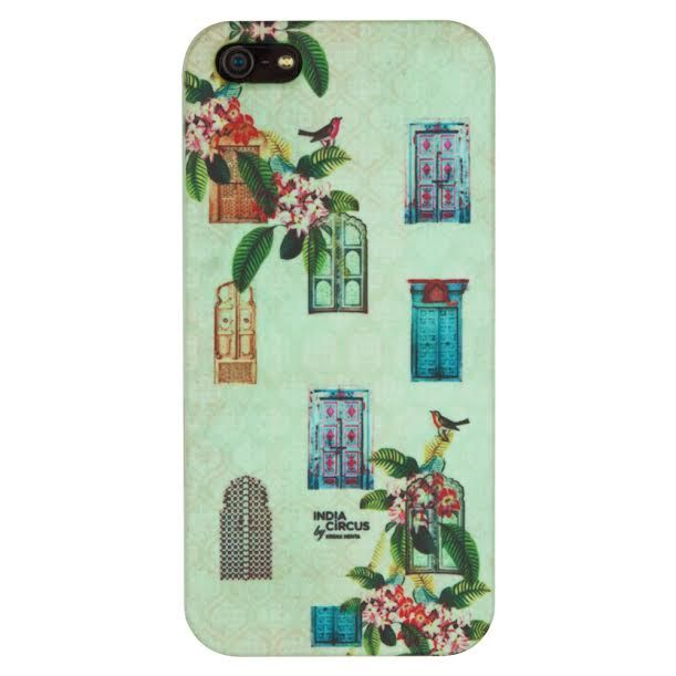 World of Windows iPhone 5/5s Cover
