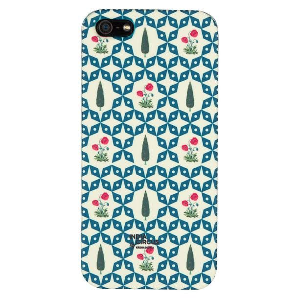 Flowers and Ferns iPhone 5/5s Cover