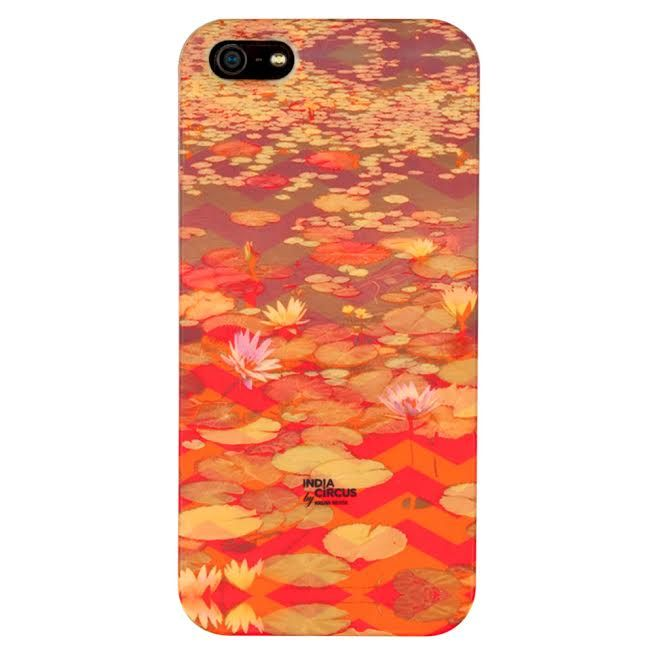 Lotus River iPhone 5/5s Cover