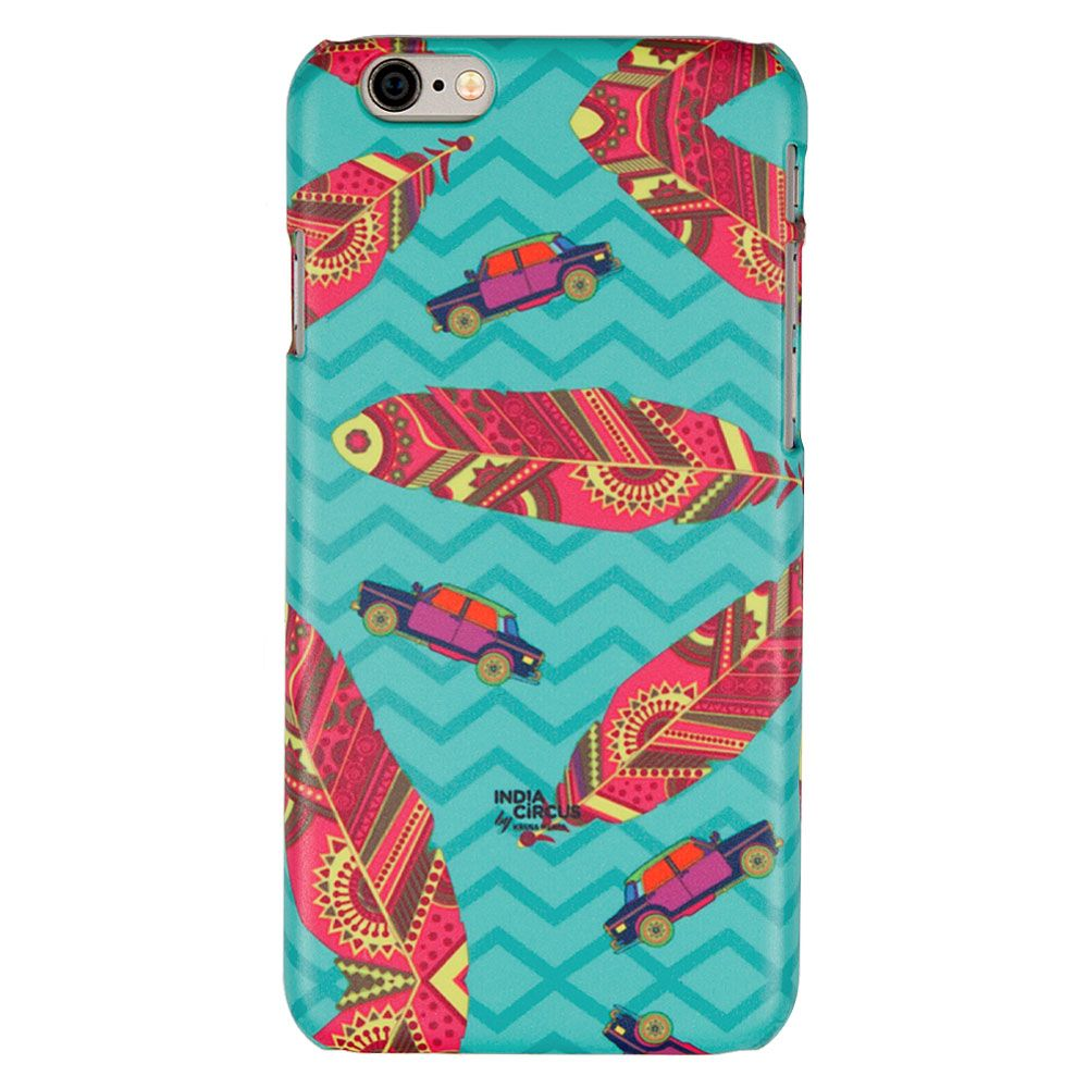Funky Plume iPhone 6 Cover