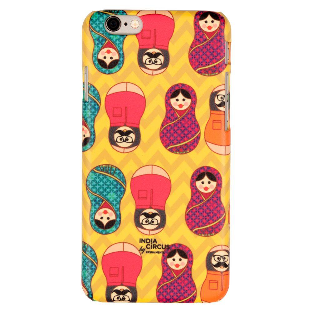 Desi Matryoshka Dolls iPhone 6 Cover