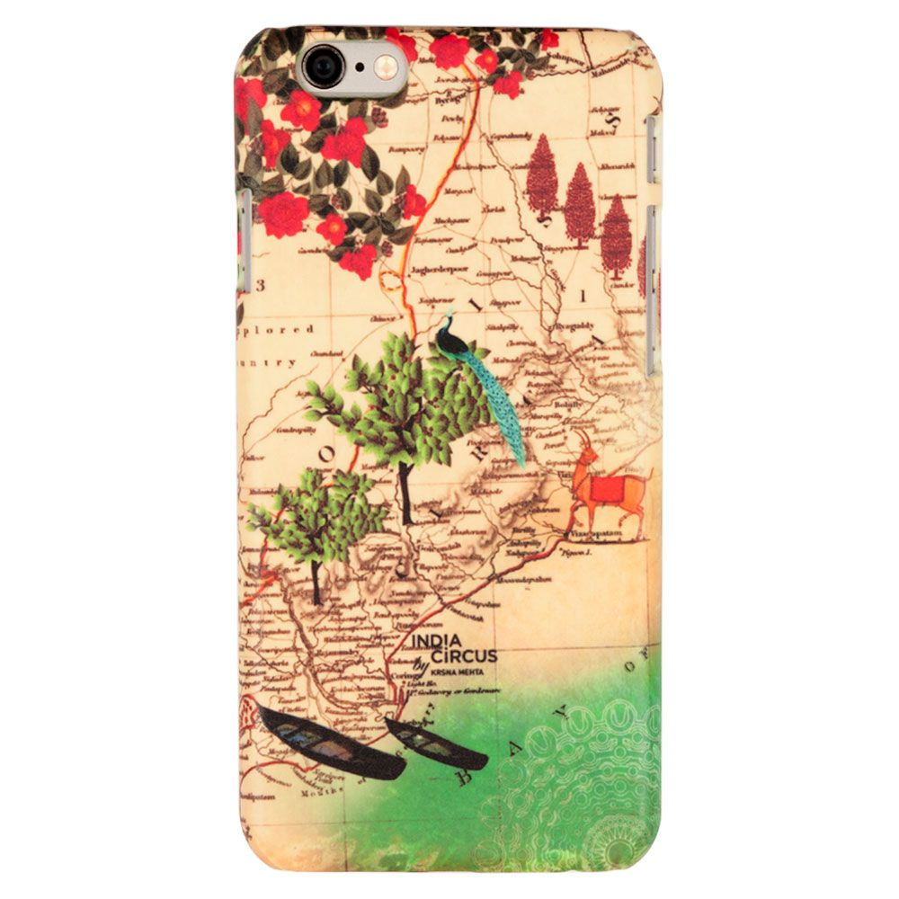 Wanderlust iPhone 6 Cover