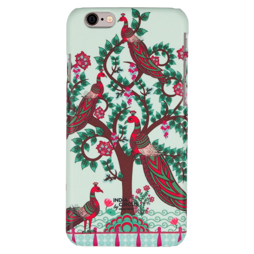 Peacoack tales iPhone 6 Cover