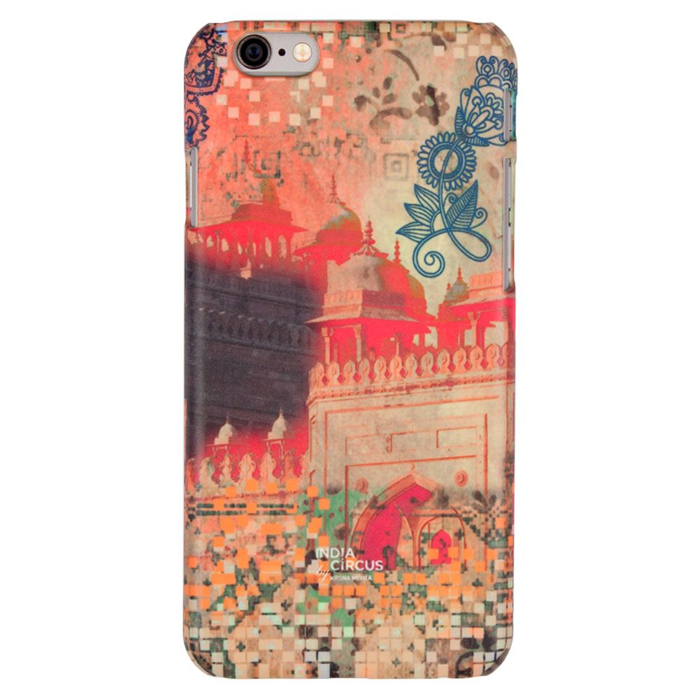 Monuments memory iPhone 6 Cover
