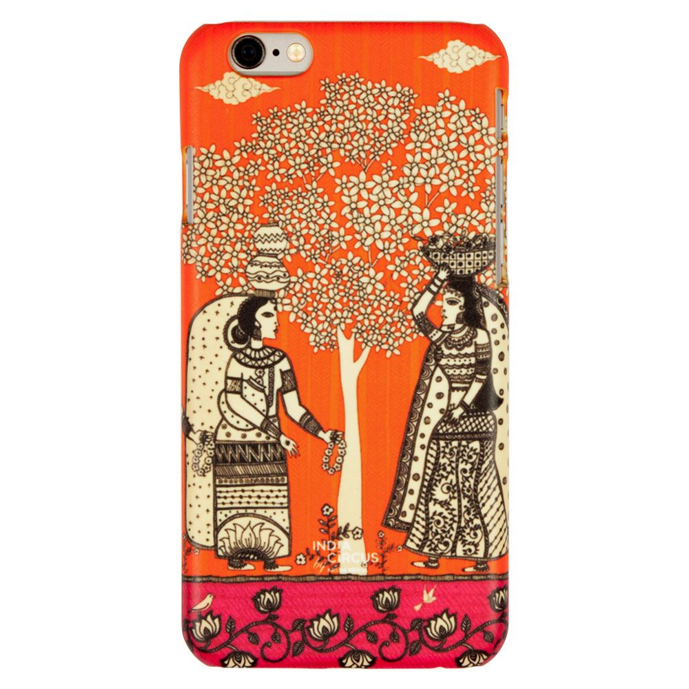 Enchanting Maidens iPhone 6 Cover