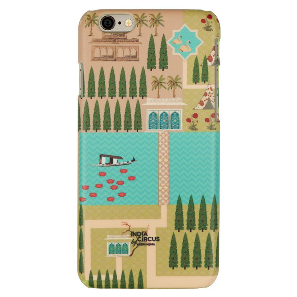 Maze Garden iPhone 6 Cover