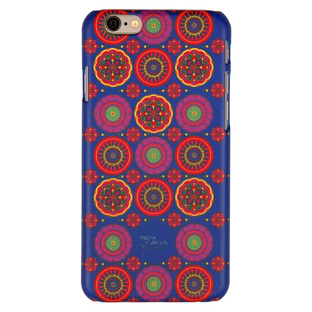Circular Chaos iPhone 6 Cover