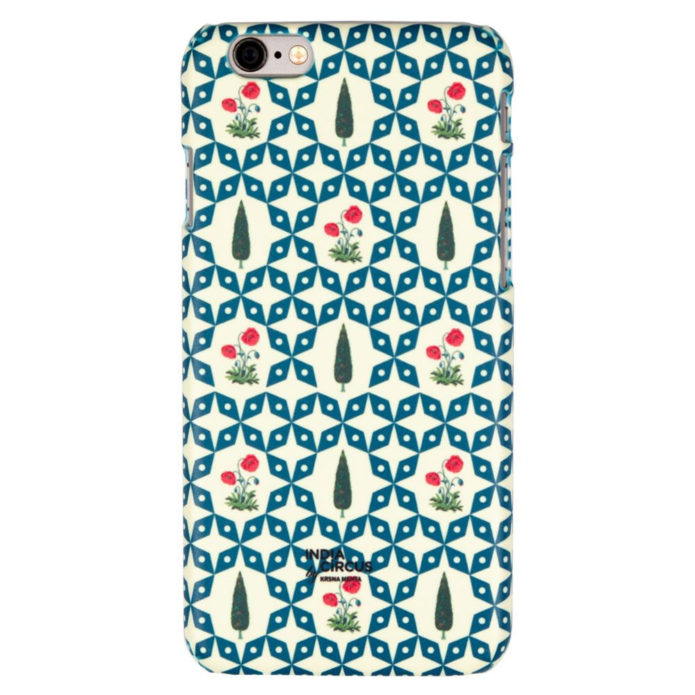 Flowers and Ferns iPhone 6 Cover