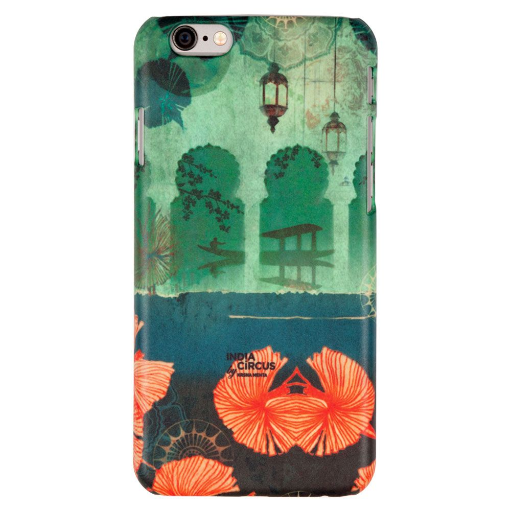 Leaves and Lanterns iPhone 6 Cover