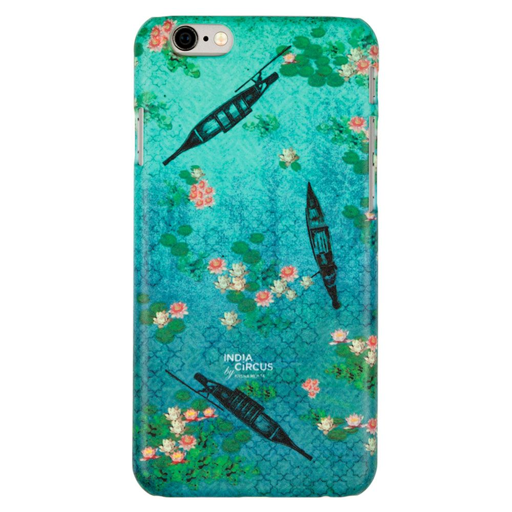 Boats and Flowers iPhone 6 Cover
