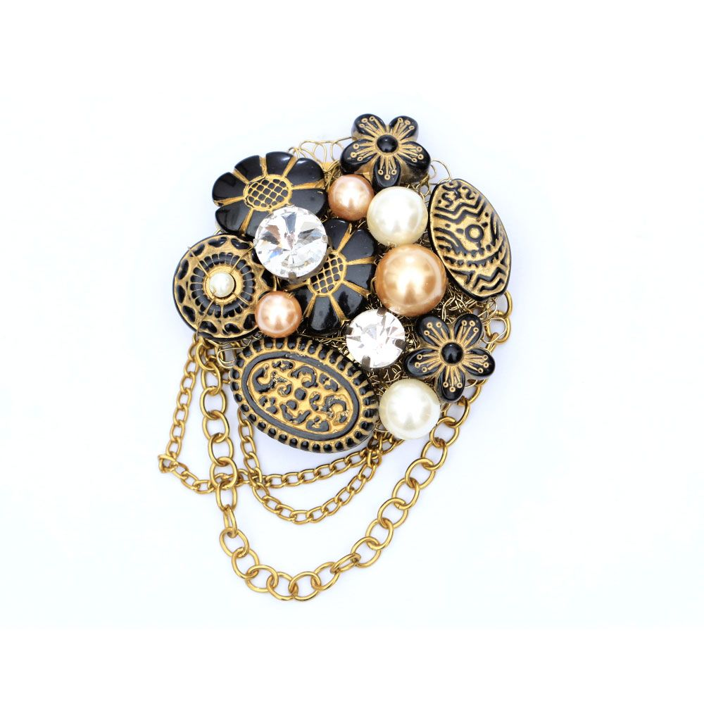 Antique and special brooch