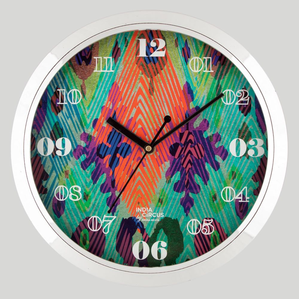 Magic and Mosiac Wall Clock
