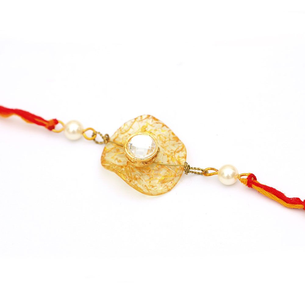 Leaf and Love Rakhi