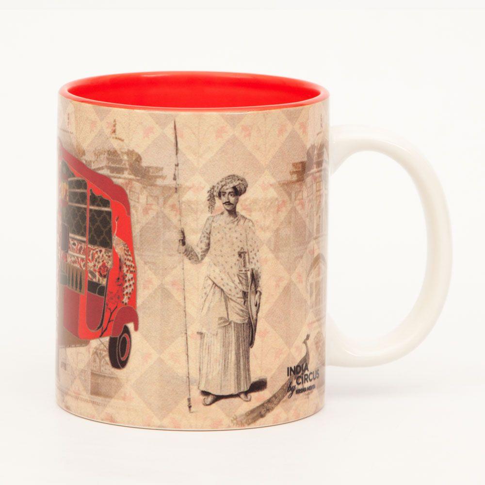 Auto Tripping Mason Mug
