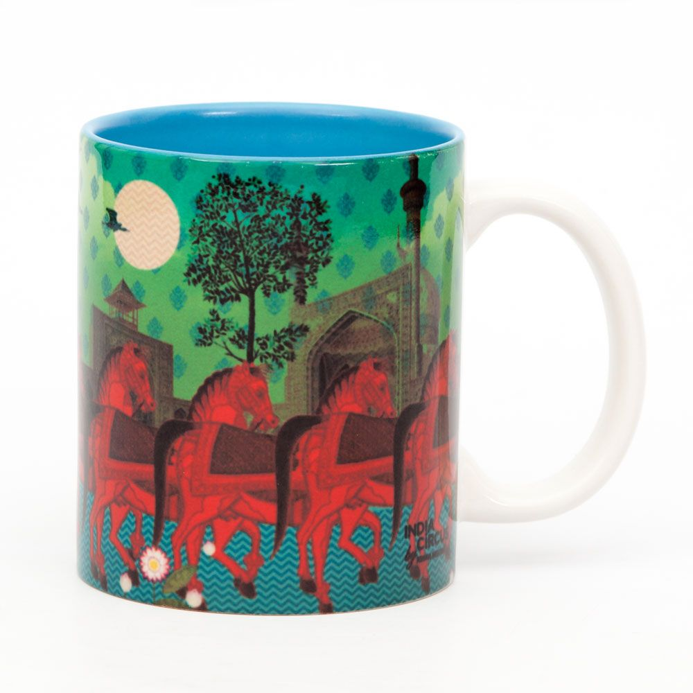 Stallions of Command Mug